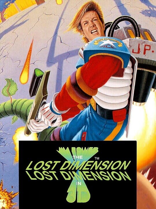 Jim Power: The Lost Dimension in 3D