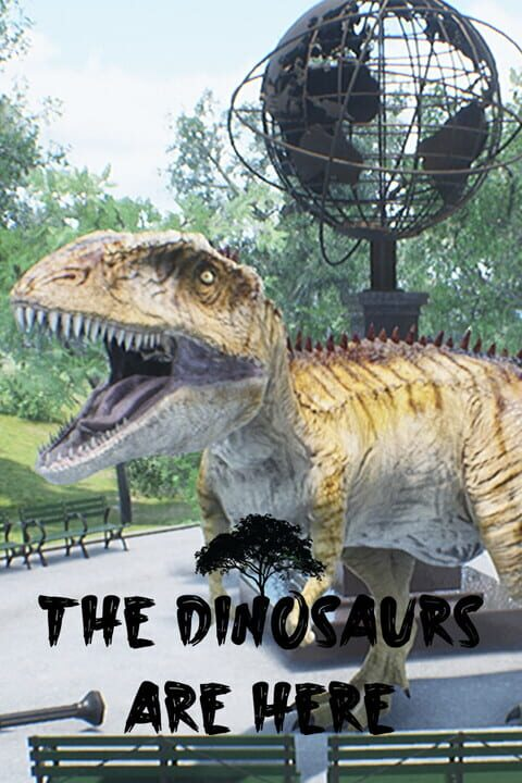 The Dinosaurs Are Here