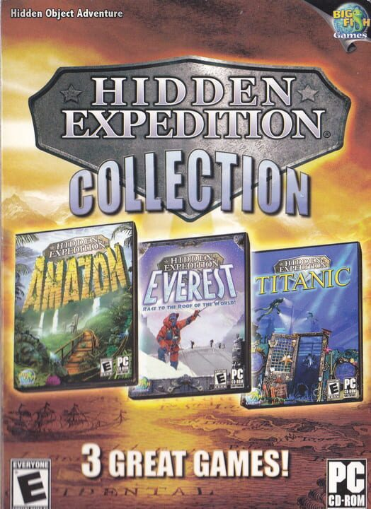 Hidden Expedition Collection