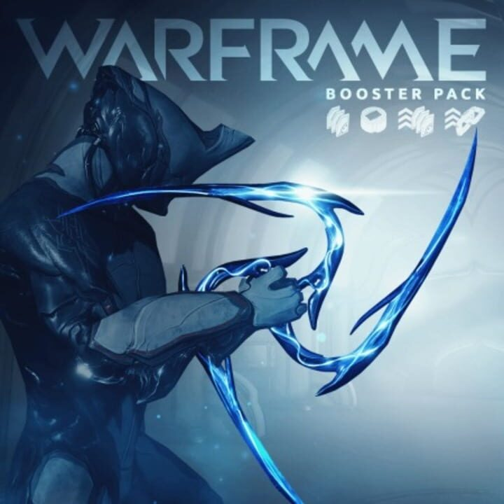 Warframe: PlayStation Plus Booster Pack