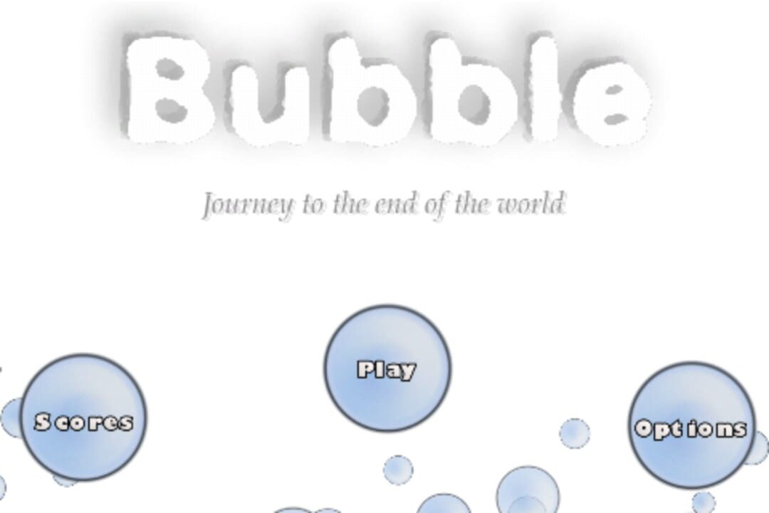 Bubble: Journey to the End of the World