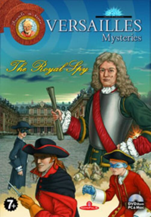 Versailles Mysteries 2: The Royal Spy