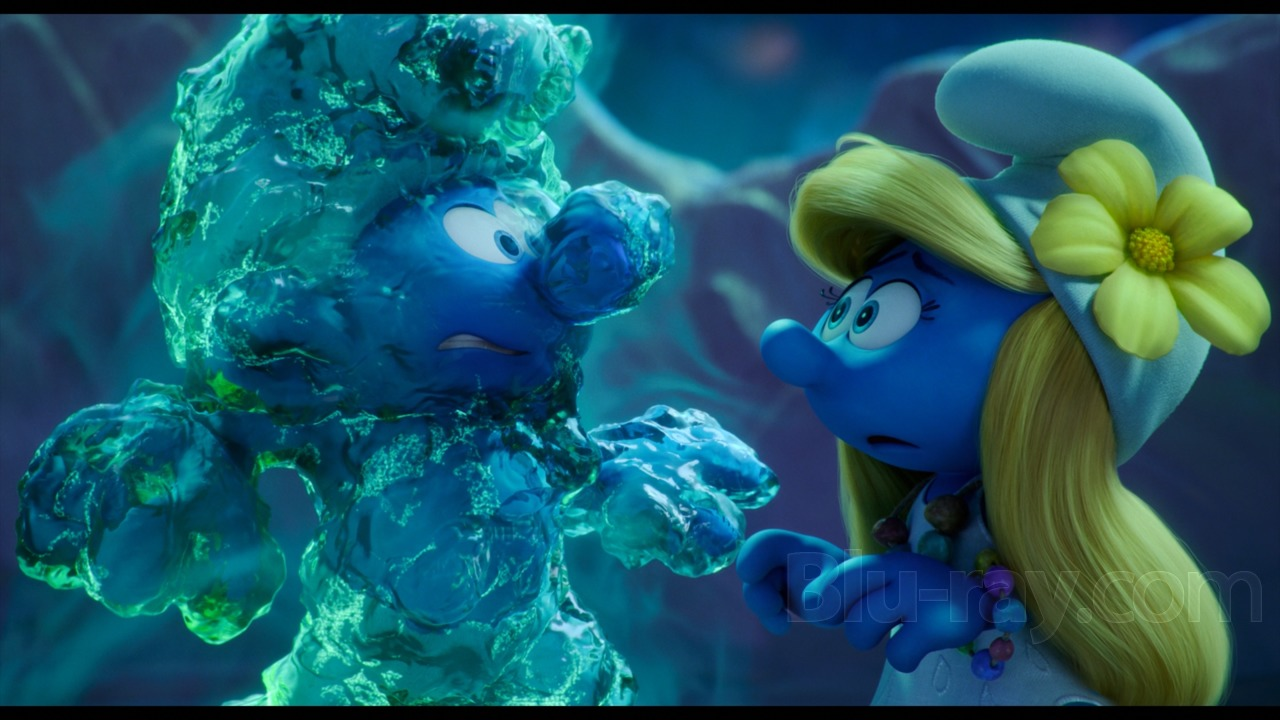 Nonton Film Smurfs: The Lost Village (2017) BRRip Sub Indo