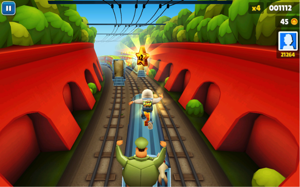 Download Subway Surfers for Android 2022