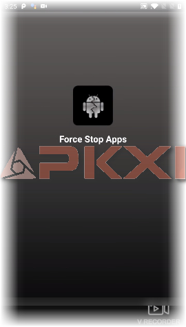 Force Stop Apps ( No root ) 2