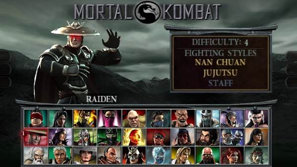 MORTAL KOMBAT UNCHAINED ppsspp2