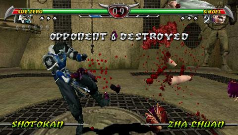 MORTAL KOMBAT UNCHAINED ppsspp3