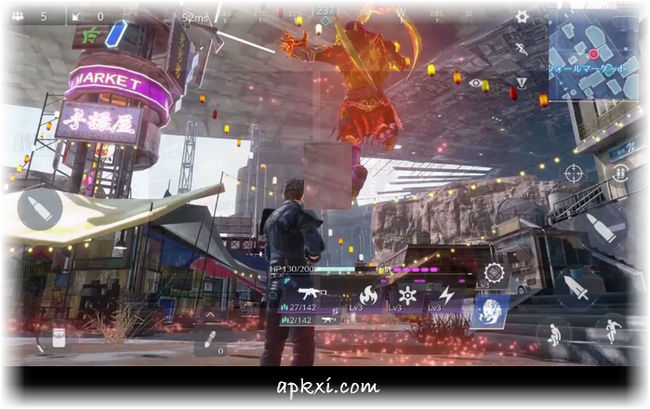 FINAL FANTASY VII THE FIRST SOLDIER 1