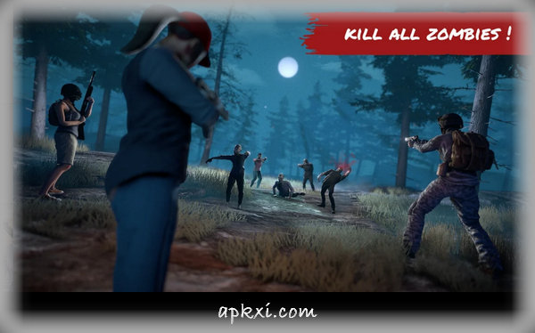 HF3 Action RPG Online Zombie Shooter 3