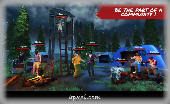 HF3 Action RPG Online Zombie Shooter 5
