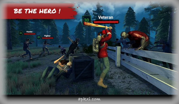 HF3 Action RPG Online Zombie Shooter 7