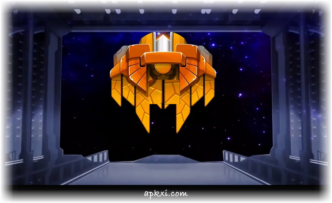 Space shooter – Galaxy attack 1