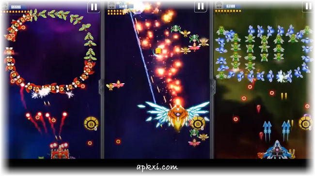 Space shooter – Galaxy attack 4