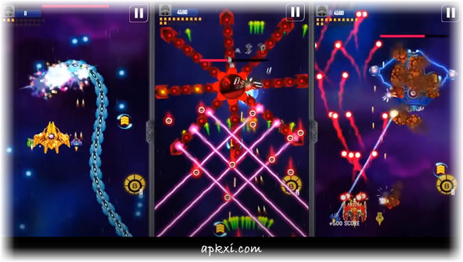 Space shooter – Galaxy attack 6