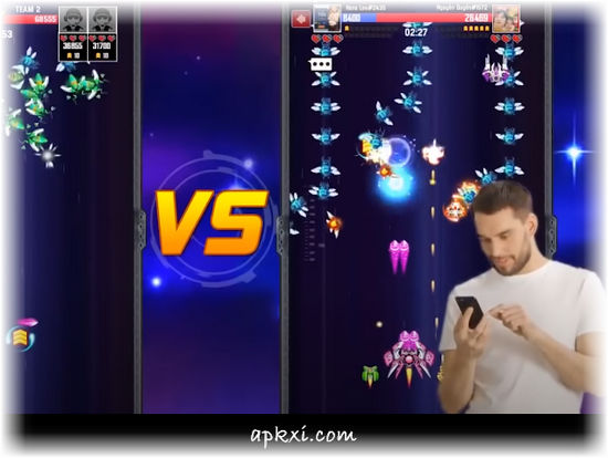 Space shooter – Galaxy attack 8