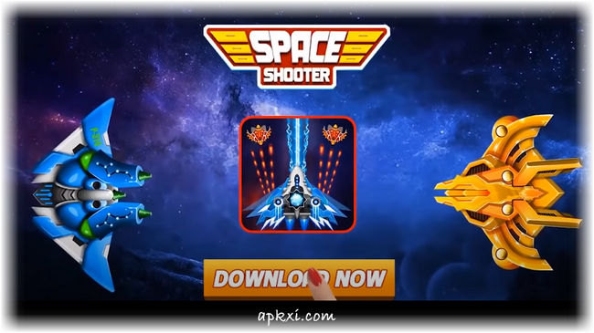 Space shooter – Galaxy attack 9
