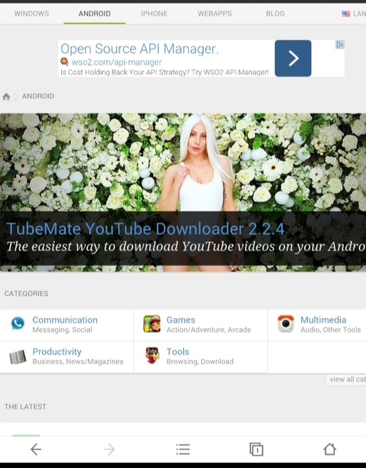UC Browser 4