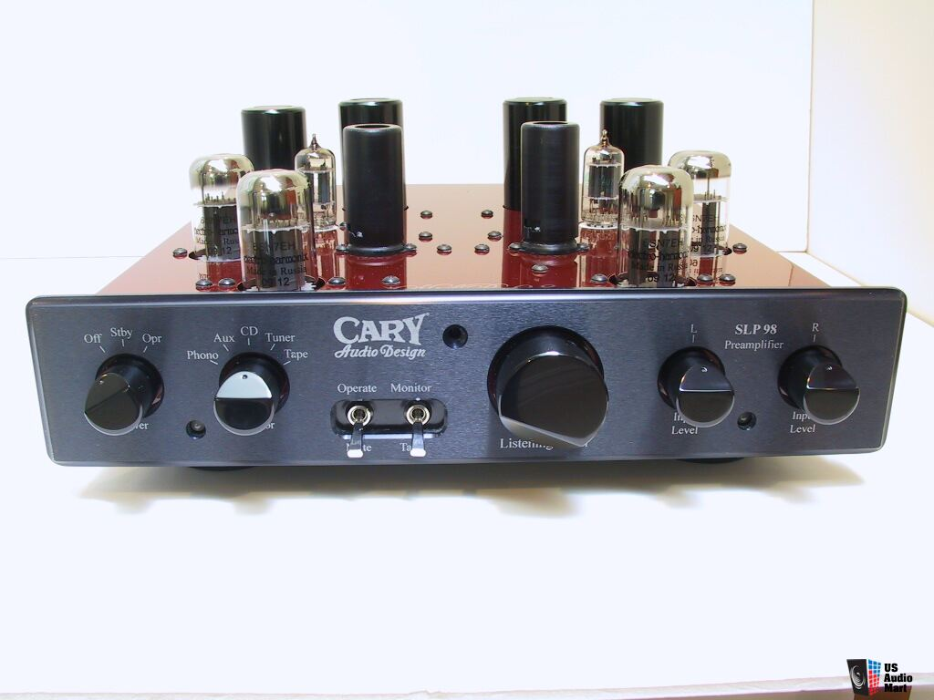 Cary Audio Design SLP 98P Black