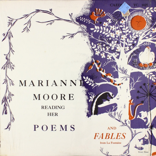 Poems By Marianne Moore 1