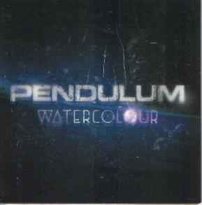 Pendulum Watercolour 2010 Cd Discogs