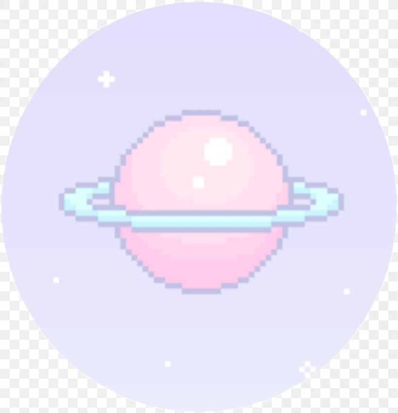 Kawaii Aesthetic Pink Galaxy Wallpaper