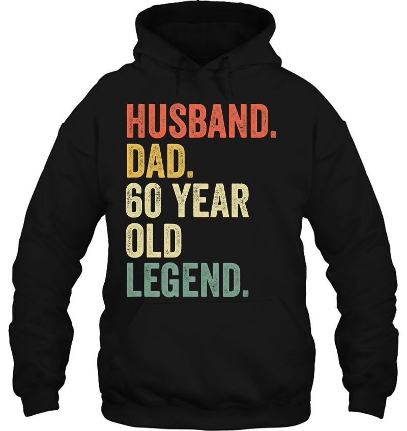 Mens Funny 60th Birthday Shirts For Men Gifts Vintage Dad 1960