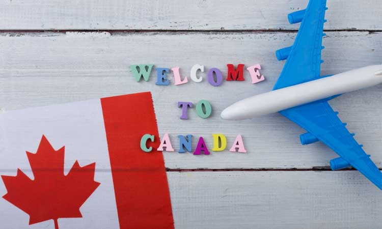 Welcome To Canada: A Newcomer's Guide to Getting Settled