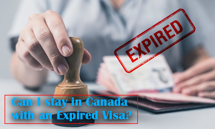 Can I stay in Canada with an Expired Visa?