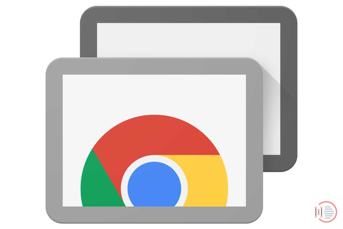Chrome remote desktop - Connecting two computers to one monitor