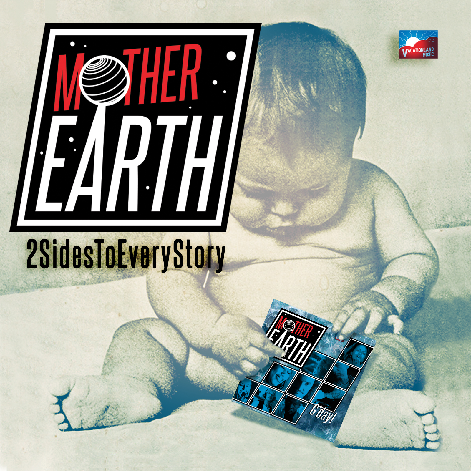 Stunning Listeners with Raw, Meaningful and Dynamic Rock Music: Rising Los Angeles-Based Band Mother Earth Unveils New Album