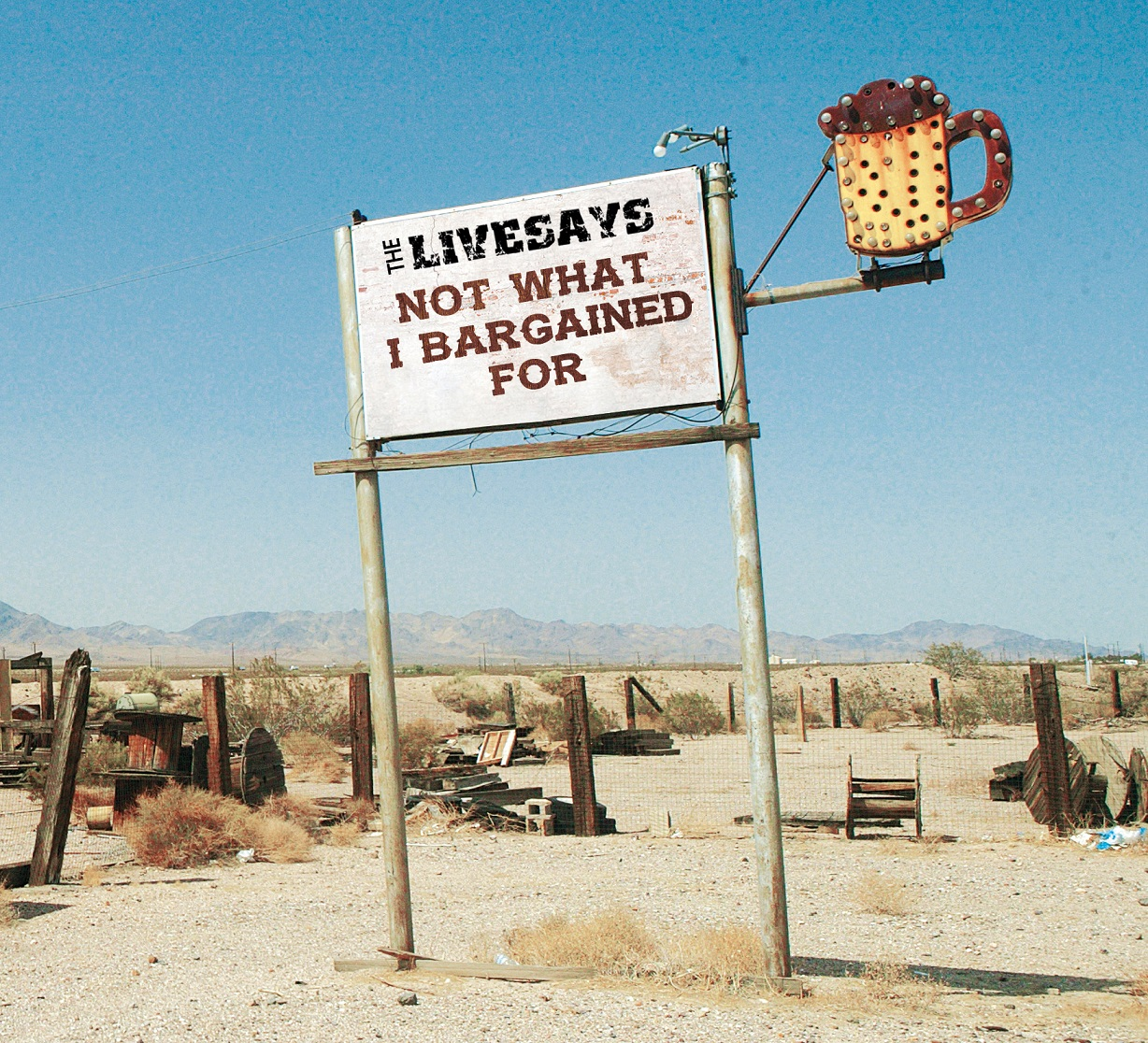 Blending Memorable Fusions of Melody, Rhythm, and Message – Rising Band 'The Livesays' Continues to Champion Americana Music in Latest Album Titled 'Not What I Bargained For'