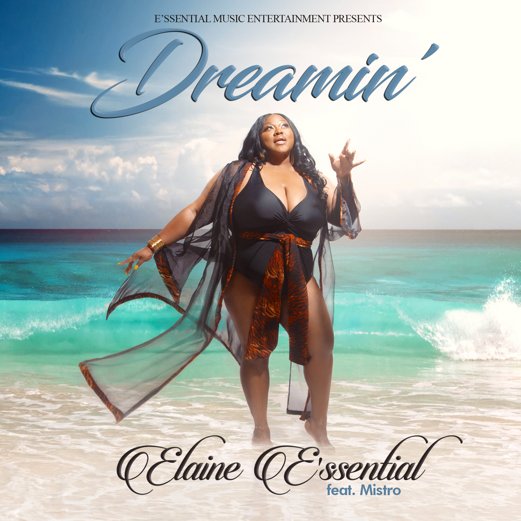 """Embracing Self Love While Attracting The One You Dreamed Of: Talented Soul Empowerment Music Artist Elaine E'ssential Set to Release New Love Ballad, """"Dreamin'"""""""
