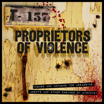 Outlaws, Frontiers and Proprietors of Violence
