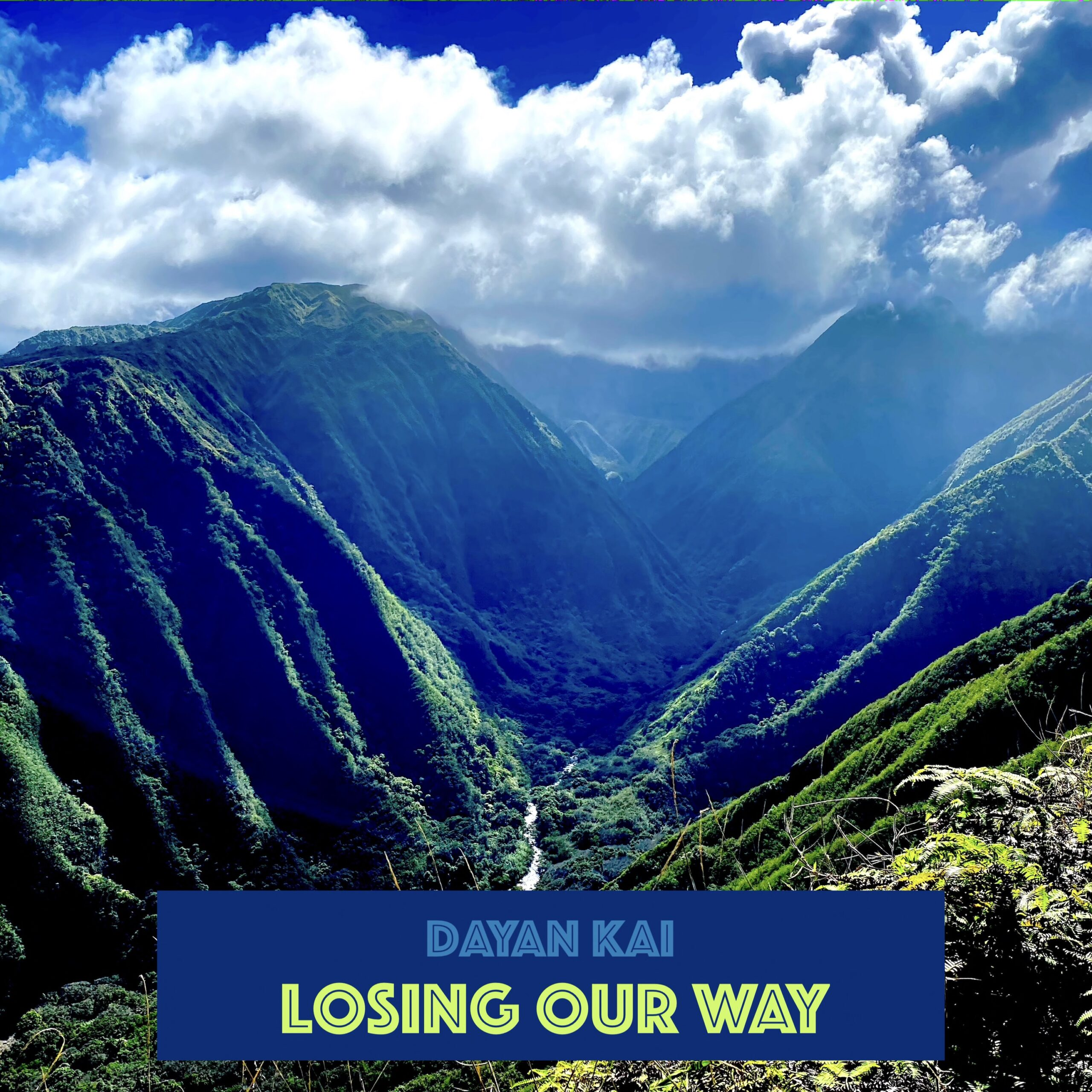 Creating Fusions of Passionate, Vibrant, and Fluid Melodies Inspired by Maui Culture in Pop: Rising Singer-Songwriter Dayan Kai Unveils New Single 'Losing Our Way'