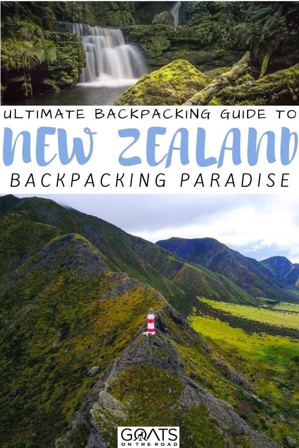 """Ultimate Travel Guide To New Zealand"