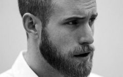 Short Straight Hairstyles for Men