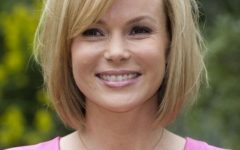 Bouncy Bob Hairstyles for Women 50+