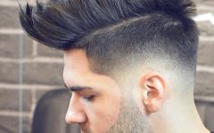 Barely-there Mohawk Hairstyles