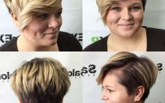 Disconnected Pixie Hairstyles for Short Hair