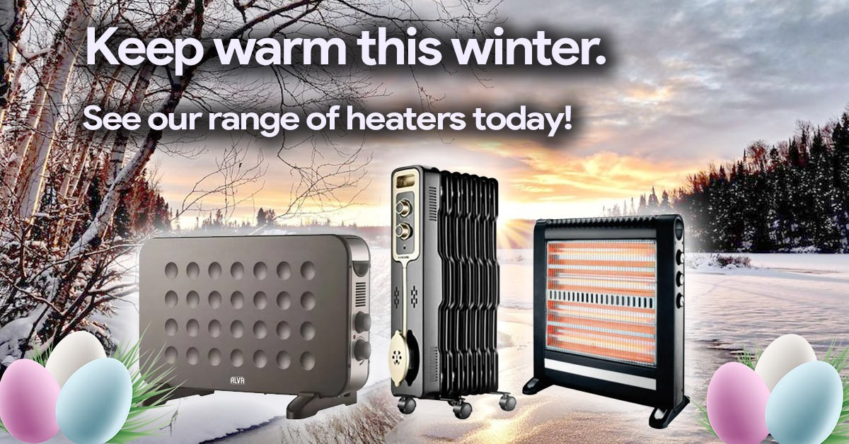 Our Heater Range