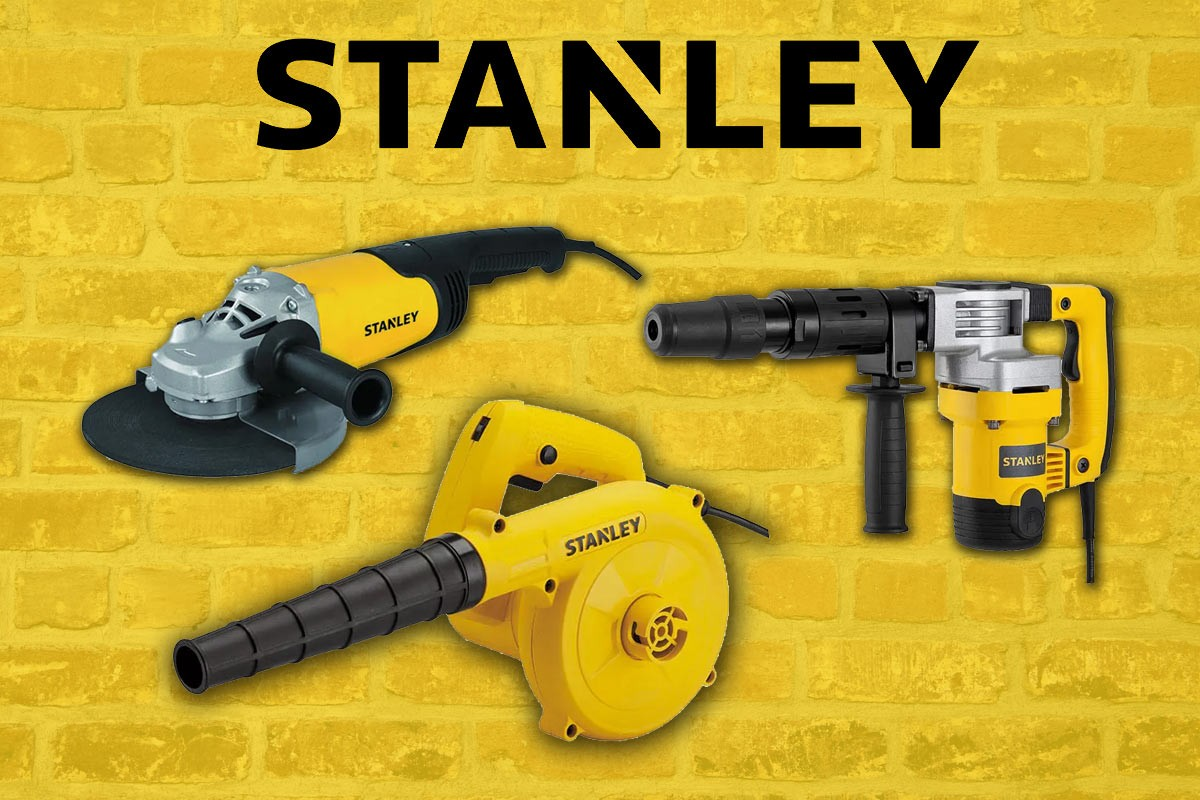 Stanley Tools Here for You!