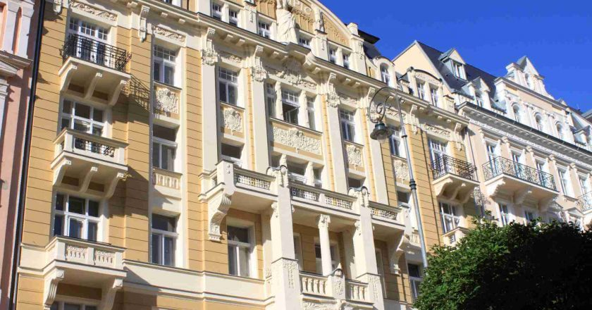 Hotel Olympic Palace Карловы Вары