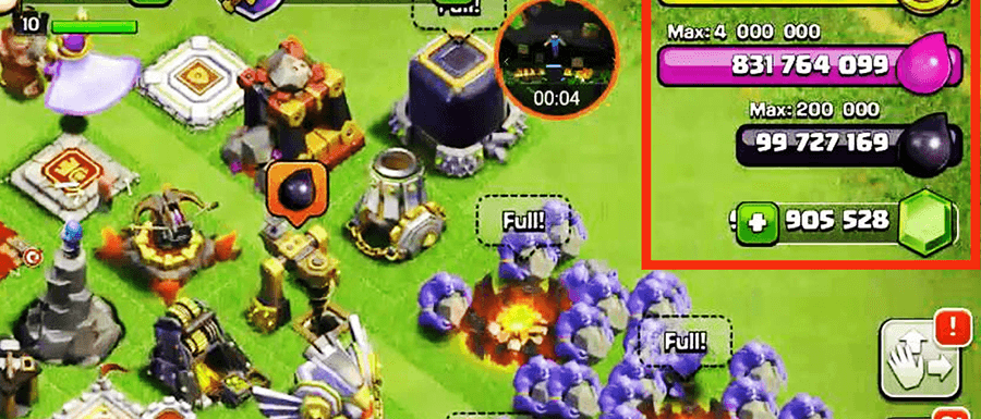 Clash of Lights APK Download CoC Private Server S1, S2, S3 and S4 Mod