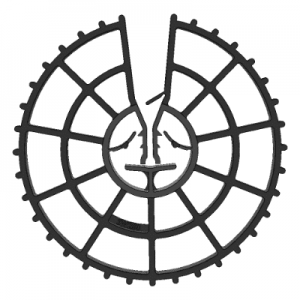 Space Wheel SW250 Rebar Spacer by Inland Concrete Products