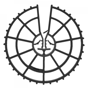 Space Wheel SW300 Rebar Spacer by Inland Concrete Products