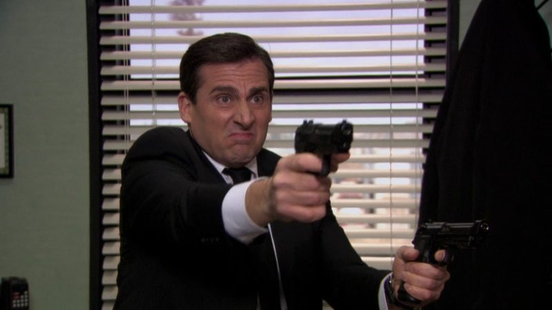 94 Michael Scott Quotes To Get You Through The Work Week Inspirationfeed