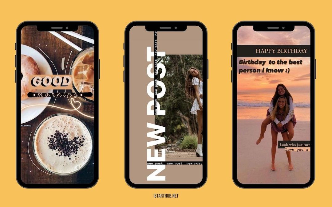 50 Easy Instagram Story Ideas