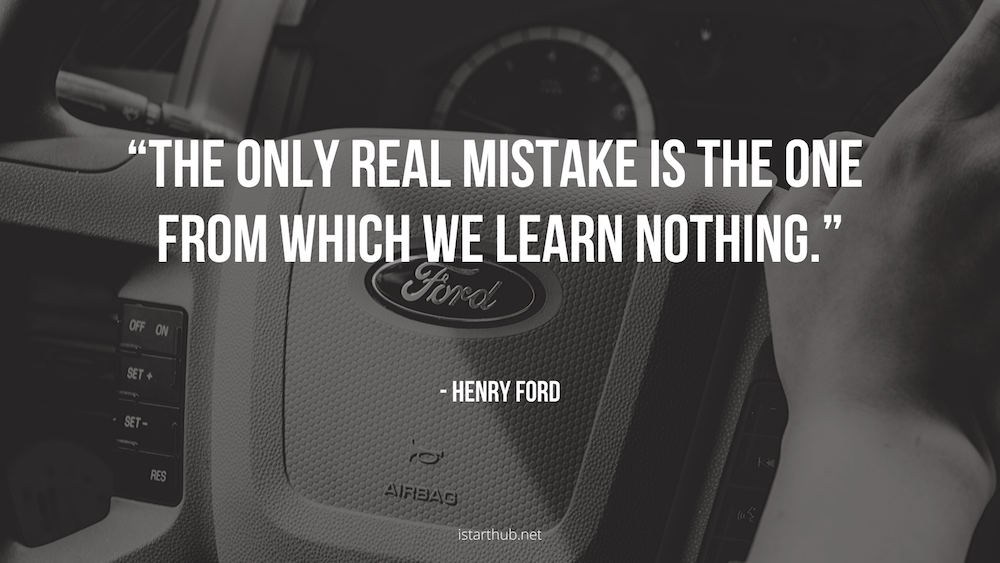 Powerful Henry Ford Quotes on success