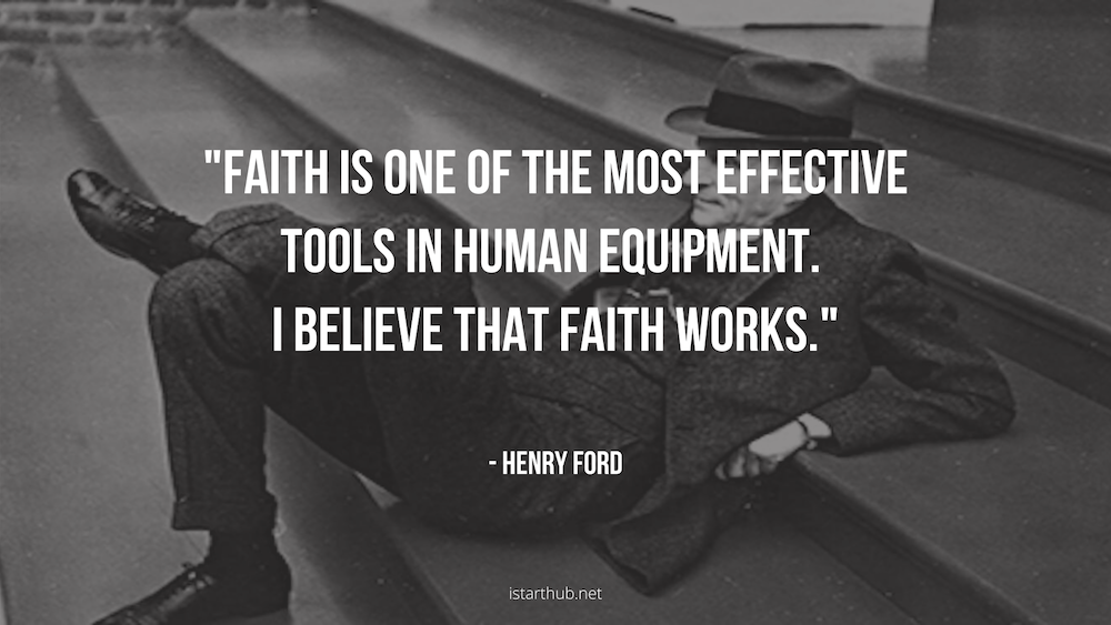 Inspirational Henry Ford Quotes
