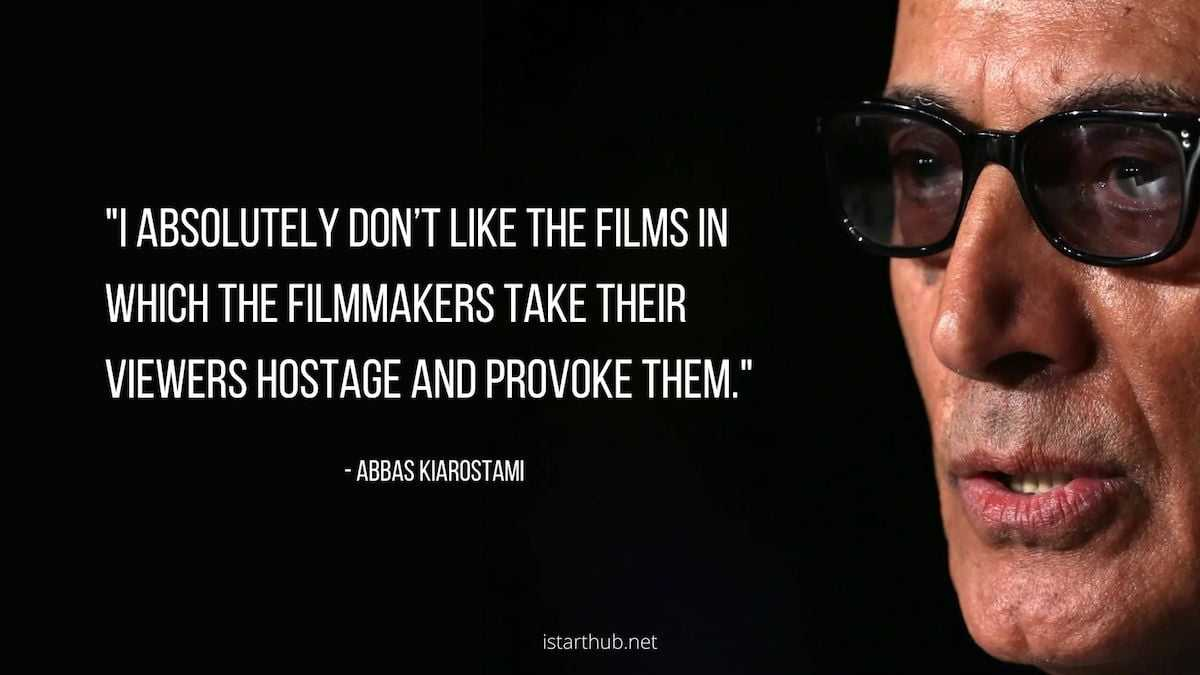 Motivational quotes about filmmaking